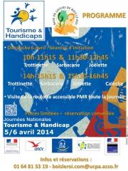 Journée Tourisme et Handicaps BLR 2014.JPG
